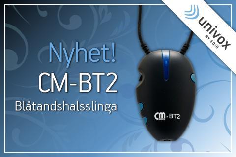 CM-BT2 - Prisvärd blåtandshalsslinga