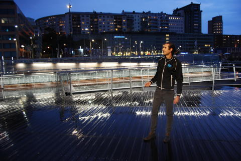 ONE Nordic ljussätter Kungälvs nya resecentrum