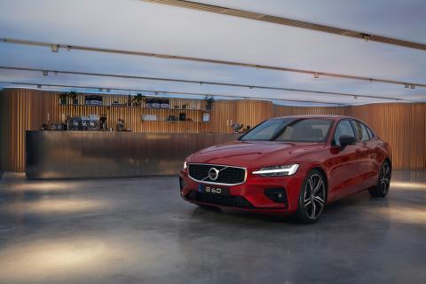 Volvo Studio i Stockholm får nytt ansikte