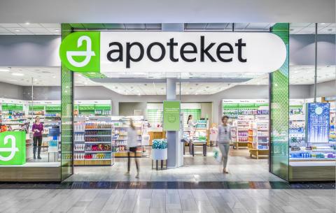 Barbro Fridén och Lars Nilsson nya styrelseledamöter i Apoteket