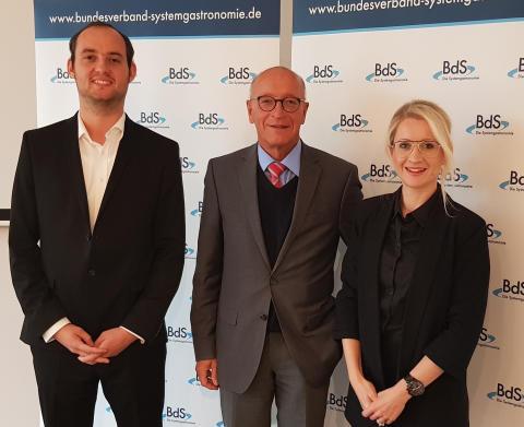 Berlin zu Gast in München: Bundestagsabgeordneter Bernhard Loos beim BdS