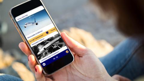 Lufthansa Quartett Presse