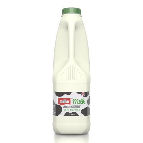 Müller Milk Semi-Skimmed 3
