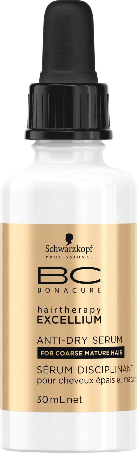 Schwarzkopf BC Excellium - Taming Anti-Dry Serum