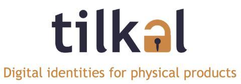 Tilkal, première plate-forme d'identité numérique pour les produits physiques