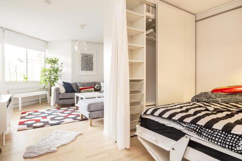 Framtidens bostäder är flexibla