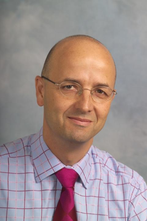 Simon Griffin (Foto: University of Cambridge)