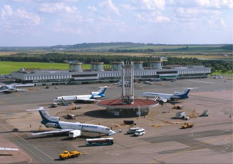 Cavotec supplies ground support equipment for St.Petersburg's Pulkovo International Airport