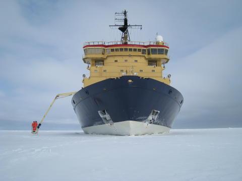 Nu ökar intagningen till sjöbefälsutbildningarna