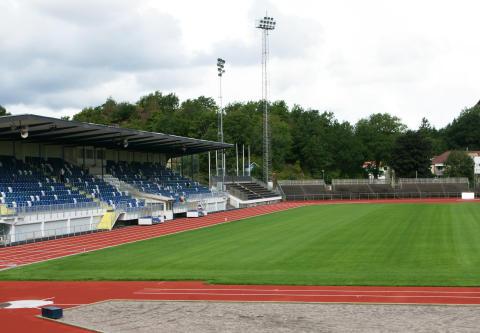 U21 herrar spelar EM-kval i Uddevalla