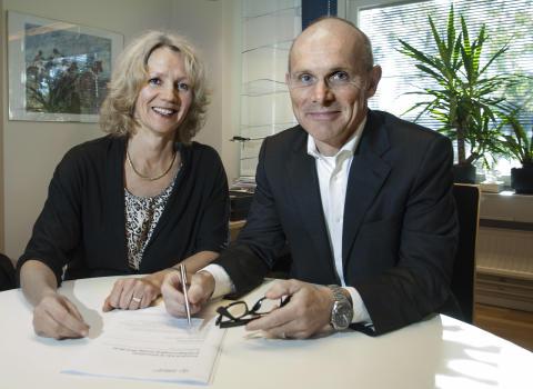 Magnus Persson ny styrelseordförande i KI Innovations
