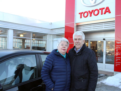 39 år med Toyota