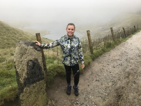 Big-hearted BT staff from Solihull and Birmingham are stepping out on 100-mile hike to answer charity call