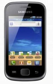 Samsung Galaxy Gio nu hos 3 – Kompetent Androidmobil till bra pris