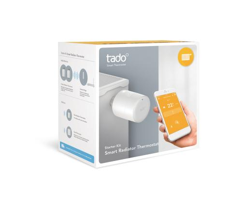 tado° Smart Radiator Thermostat Starter Kit