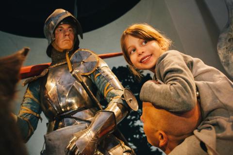 Höstlov på Medeltidsmuseet