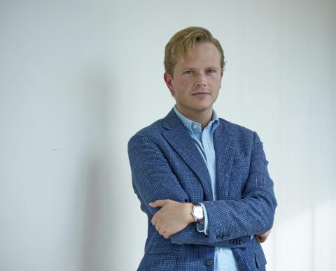 Edvard Hollertz ny ledarskribent för ATL