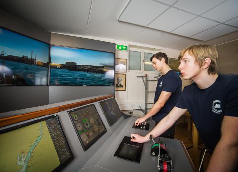 Härnösands kommun utreder fortsatta sjöfartsutbildningar