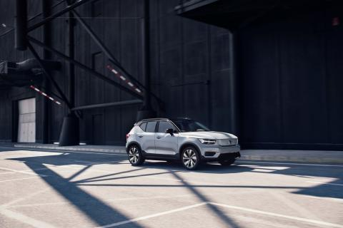 Volvo Cars rapporterar ökad rörelsevinst på SEK14.3 miljarder för helåret 2019