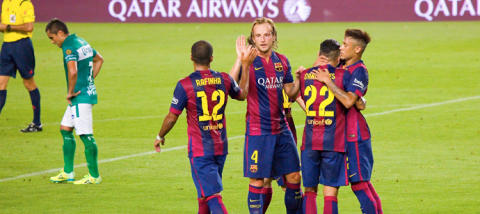 Huippujalkapalloa Espanjassa - La Ligan ottelupaketit nyt myynnissä Tjäreborgilla