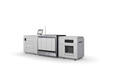 Canons nya digitala serie svartvita produktionstryckpressar – Océ VarioPrint 6000 TITAN – höjer produktiviteten och ger större flexibilitet för utskriftsmaterial
