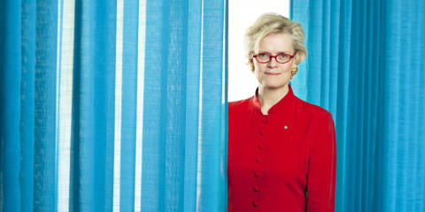Praktikertjänsts vd Carola Lemne utsedd till ny vd för Svenskt Näringsliv