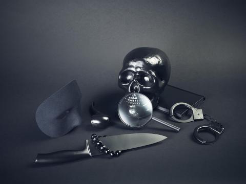 Kunskapsklubben undersöker människans mörker i nya serien Ond bråd död