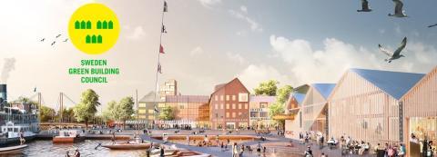 Norrtälje Hamn blir en grön stadsdel