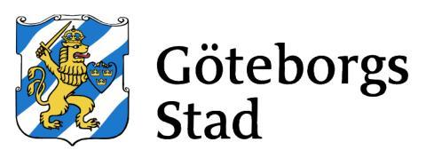Lokalförvaltningen i Göteborg Stad väljer Antura Projects