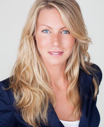 Kristina Andersson, näringsfysiolog.
