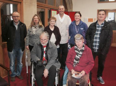 Stroke Association launches new project to improve mental wellbeing in North Derbyshire