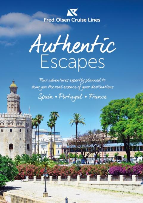 Explore the very best that Spain has to offer with Fred. Olsen Cruise Lines' 'Authentic Escapes' in 2017