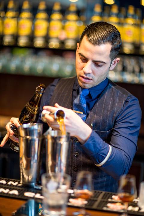 Antonio Naranjo Nevares skal representere Norge i den 11. Havana Club Cocktail Grand Prix