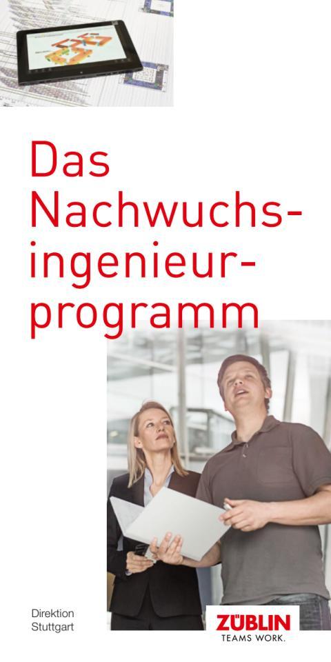 Nachwuchsingenieurprogramm, Stuttgart