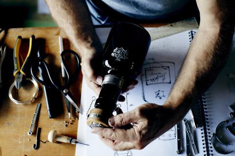 Penfolds 50 year old port - Nick Mount´s workshop bottle