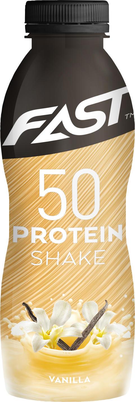 Proteinshake - Vanilj 500ml