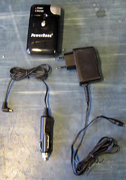 Batteriladdare klarar inte flamprov och återkallas