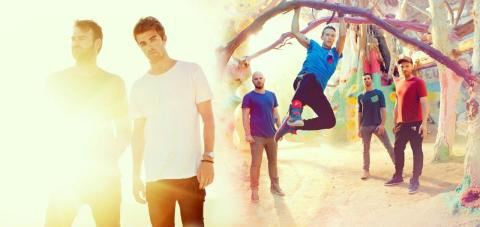 The Chainsmokers & Coldplay släpper nya singeln Something Just Like This