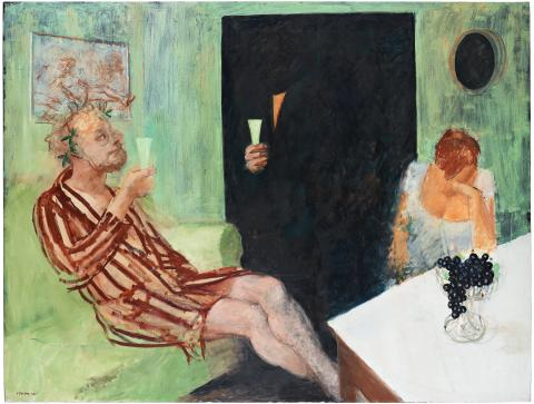Peter Dahl, Gröna Rummet