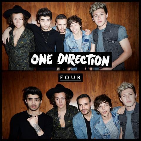 """One Directions fjärde album """"FOUR"""" släpps 17 november"""