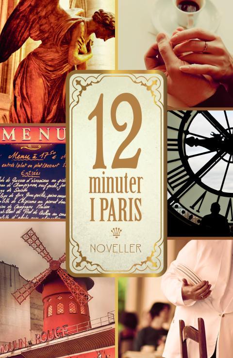 12 minuter i Paris - releasefest på Engelen i Gamla Stan