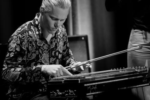 JAZZPURK: Karoline Wallace - Lang Vinter, Oslo Jazzfestival