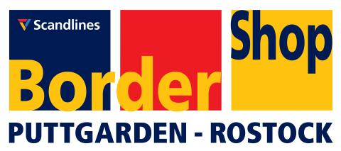 BorderShop - Puttgarden - Rostock - Logo