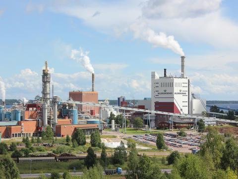 Eitech och INAC installerar när BillerudKorsnäs miljardsatsar i Gruvön