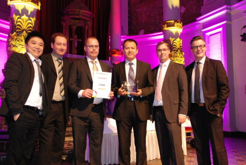 Växjö Energi´s stadsnät Wexnet vinner pris