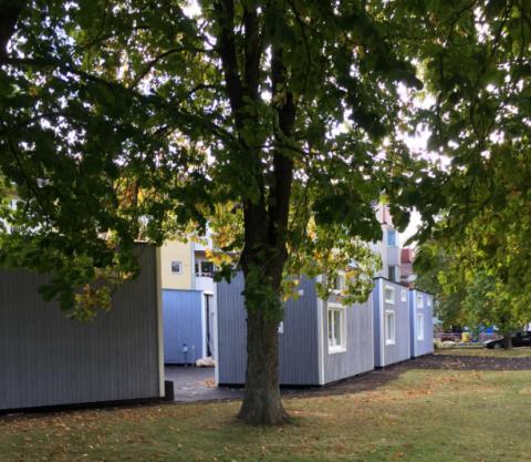 Slutleverans av Zenergy evakueringsbostäder till Linköping kommuns bostadsbolag, Stångåstaden genomförd.