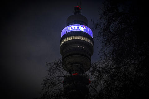 BT Group contributes £6bn to London economy