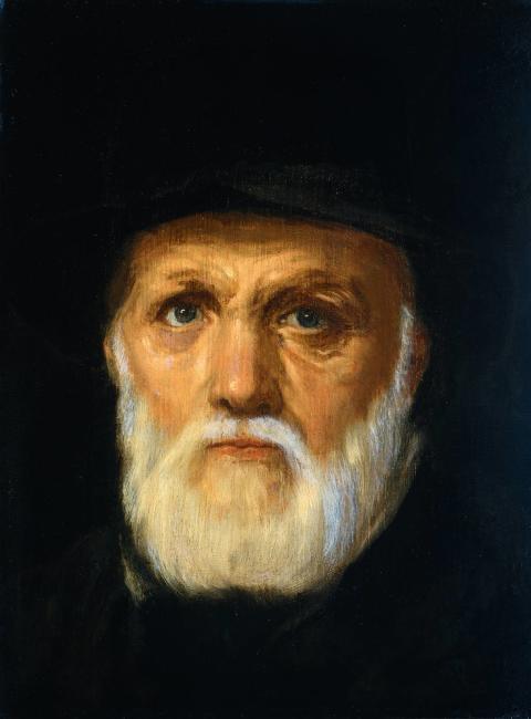 Portrait of Dirck Volckertsz Coornhert (1522-1590)