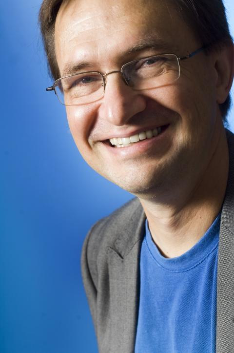 Foto på Professor Claes Wohlin, BTH