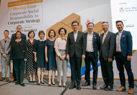 Inclusion Seminar Presented Positive New Findings That Impact Corporate Culture & Performance
